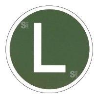 Hinweisschild für Kraftfahrzeuge, Kennzeichen Geräuscharmer LKW (Österreich)