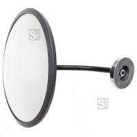 Industriespiegel -DETEKTIV M- aus Acrylglas, mit Magnethalterung