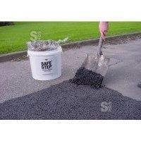 Kaltasphalt Reparatur -SAFE STEP-, 25 Liter, sofortige Aushärtung, für Innen- und Außenbereich