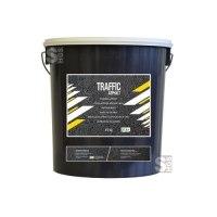 Kaltasphalt -Traffic Asphalt-, 25 kg, sofortige Aushärtung, für Innen- und Außenbereich