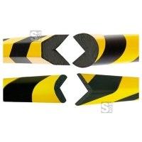 Kantenschutz -Safe- aus PU, Länge 1000 mm, verschiedene Profile, selbstklebend oder magnetisch