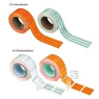 Konturenmarkierung nach ECE 104, Breite 50 mm, Länge 12,5 m und 50 m, Folie RA3 (Typ3)
