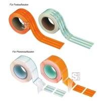 Konturenmarkierung nach ECE 104, Breite 55 mm, Länge 12,5 m und 50 m, Folie RA3 (Typ3)