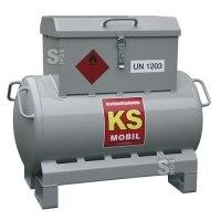 Kraftstofftankanlage -CEMO KS-Mobil Easy- 90 und 200 Liter, mit ADR-Zulassung