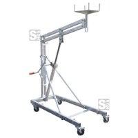 Kragarmlift Typ KAL 275, Tragfähigkeit 600 kg, klappbar