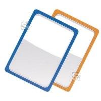 Kunststoffrahmen für Betriebsanweisungen, Einzelhüllen oder Komplett-Set