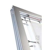 LED-Lichtband RGB für Bannersystem -Brilliant-