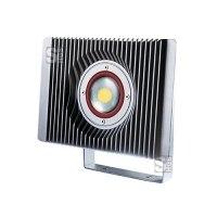 LED Wandstrahler -SH-5.710-, schwenkbar, 60 W (6000 lm), zur Wand-, Decken und Bodenmontage