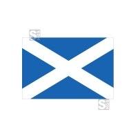Länderflagge Schottland, Stoffqualität FlagTop 110 g / m² oder 160 g / m², 60 x 90 bis 400 x 150 cm