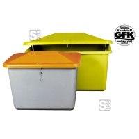 Lagerbehälter und Vielzweckbehälter aus GFK, 200 - 2200 Liter, ohne Entnahmeöffnung