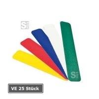 Lagerplatzkennzeichnung -I-Stücke-, VE 25 Stück, für Innenbereich, Breite 50 und 75 mm