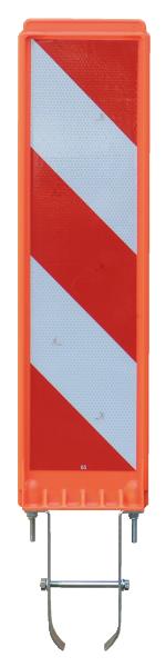 Leitboy III für Mini-Guard mit Folie RA2 (Typ 2) und Stahlklemme