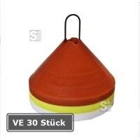 Markierungshauben -Champion-, VE 30 Stück, PVC, Höhe 150 mm