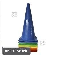 Markierungskegel -Active-, VE 10 Stück, PVC, Höhe 370 mm
