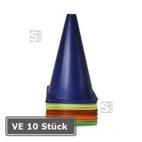 Markierungskegel -Match-, VE 10 Stück, PVC, Höhe 230 mm