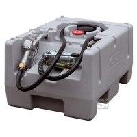 Mobile Dieseltankanlage -CEMO DT-Mobil Easy- aus Polyethylen, 125, 200 oder 430 L, ADR 1.1.3.1 c
