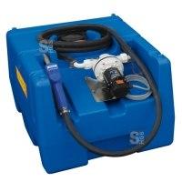 Mobile Kraftstoffanlage -CEMO Blue-Mobil Easy- für AUS 32 (AdBlue®) aus Polyethylen, 125 - 600 Liter