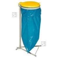 Müllsackständer -Cubo Bartoli- 120 Liter aus Stahl