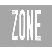 PREMARK Straßenmarkierung aus Thermoplastik -Zone-