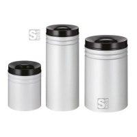 Papierkorb -P-Bins 7- 25, 50 oder 80 Liter aus Stahl, selbstlöschend