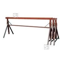 Putzergerüstbock -Combi-, horizontal (1,50-4,20 m) und vertikal (0,55-0,90 m) ausziehbar
