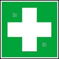 Rettungsschild Erste Hilfe