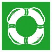 Rettungsschild Öffentliche Rettungsausrüstung
