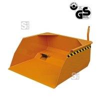 Schaufel -S2063- für Gabelstapler, mit Staplergabel-Durchschub, 300-2500 Liter