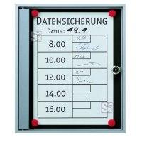 Schaukasten -Infomedia SK- 380 x 500 mm DIN A3, mit Sicherheitsschloss