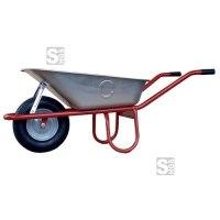 Schubkarre Capito -Allcar 85-, 85 Liter, mit Kippbügel, Einzelabnahme oder Set 5 Stück