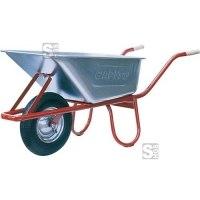 Schubkarre Capito -Eurocar-, 100 Liter, mit Kippbügel, Einzelabnahme oder Set 5 Stück