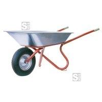 Schubkarre Capito -Export-, 85 Liter, Einzelabnahme oder Set 5 Stück