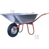 Schubkarre Capito -Praktica 120-, 120 Liter, Einzelabnahme oder Set 5 Stück