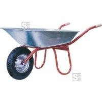Schubkarre Capito -Praktica 85-, 85 Liter, Einzelabnahme oder Set 5 Stück