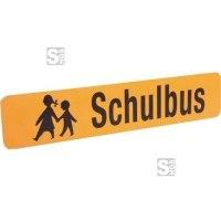 Schulbusschild für Zielschilderkästen, 1114 x 234 mm