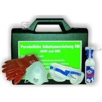 Schutzausrüstungskoffer -PSA FM-, nach ADR / GGVSE