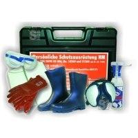 Schutzausrüstungskoffer -PSA HM-, nach ADR / GGVSE