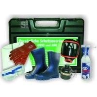 Schutzausrüstungskoffer -PSA III-, nach ADR / GGVSE