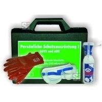 Schutzausrüstungskoffer -PSA I-, nach ADR / GGVSE