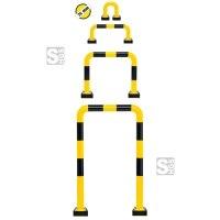 Schutzbügel -Mountain Swing- Ø 76 mm, mit Federelementen, allseitig neigbar, verschiedene Größen