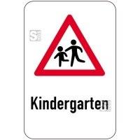 Sonderschild, Kindergarten, 400 x 600 mm