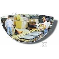 Spiegel Vumax® für Gabelstapler, gem. EG-Richtlinie CE 98 / 37
