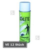 Sportplatz-Markierfarbe -Athletic-, VE 12 Dosen, 500 ml, schnelltrocknend, nicht klumpend