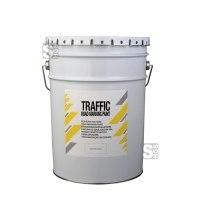 Straßenmarkierfarbe -Traffic Paint-, schnell trocknend, 25 kg, für den Außenbereich