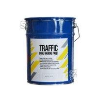 Straßenmarkierfarbe -Traffic Paint-, schnell trocknend, 5 kg, für den Außenbereich