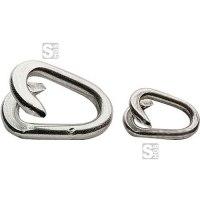 Verbindungsglieder aus verzinktem Stahl