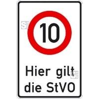 Verkehrsschilder (nicht StVO)