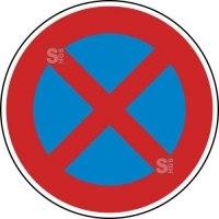 Verkehrszeichen StVO, Absolutes Haltverbot Nr. 283