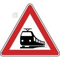 Verkehrszeichen StVO, Bahnübergang Nr. 151