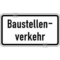 Verkehrszeichen StVO, Baustellenverkehr Nr. 2131